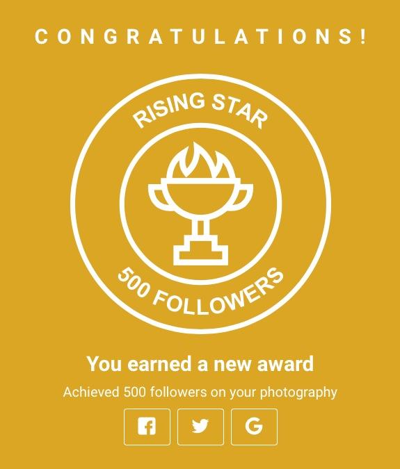 Photo in Random #award #risingstar