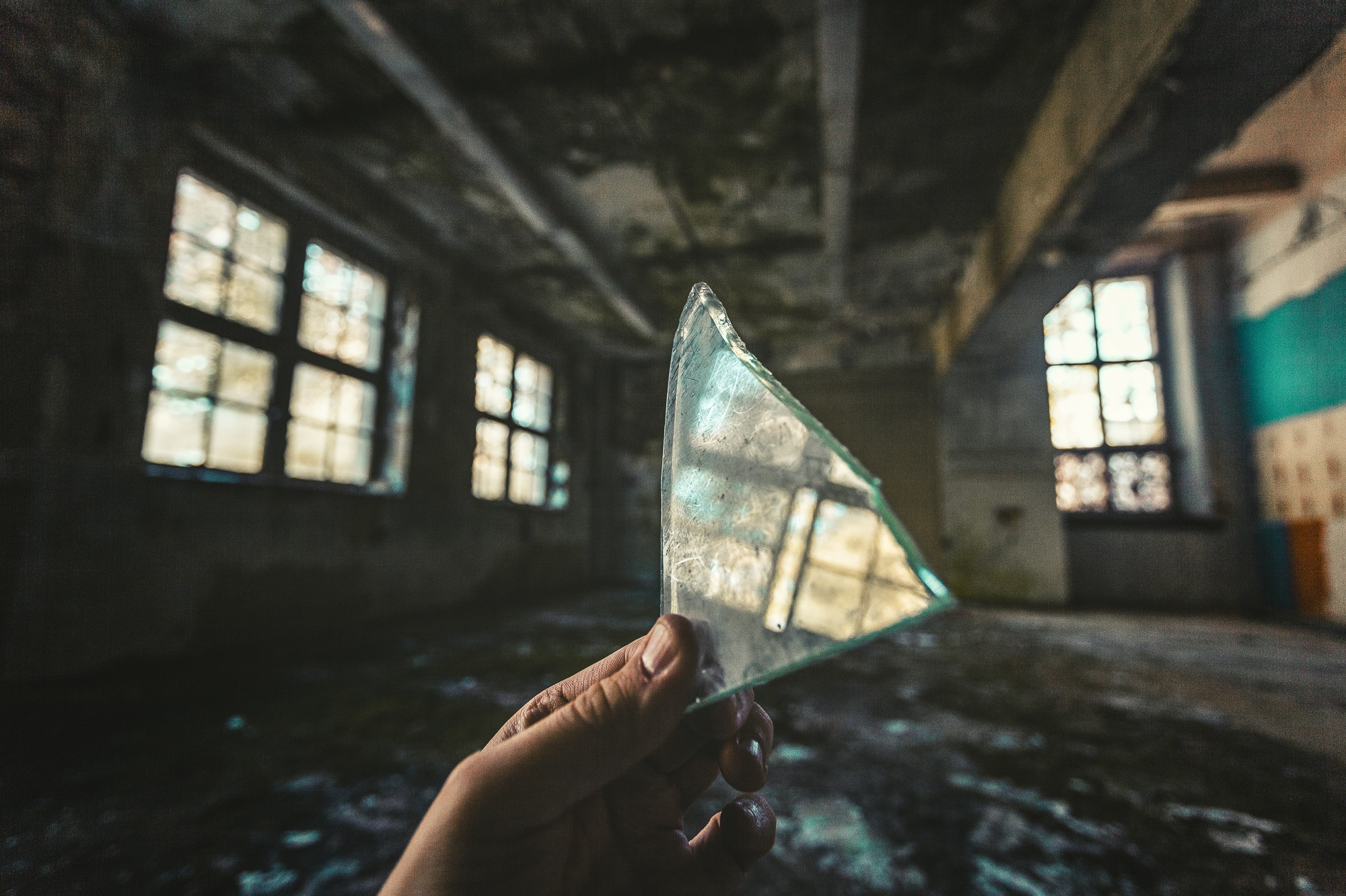 Glass by Jip van Bodegom