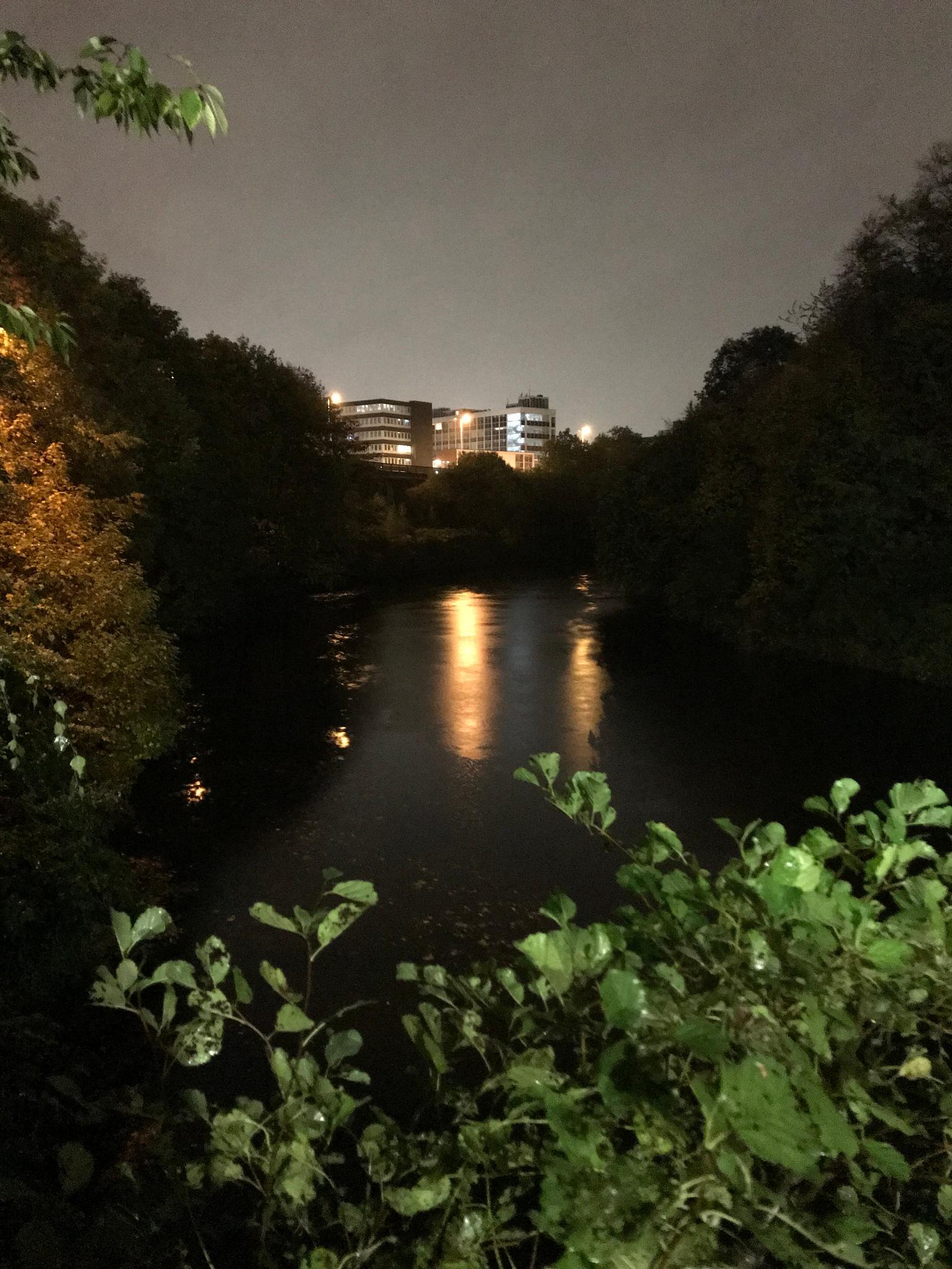 River by Vincenzo Puccio