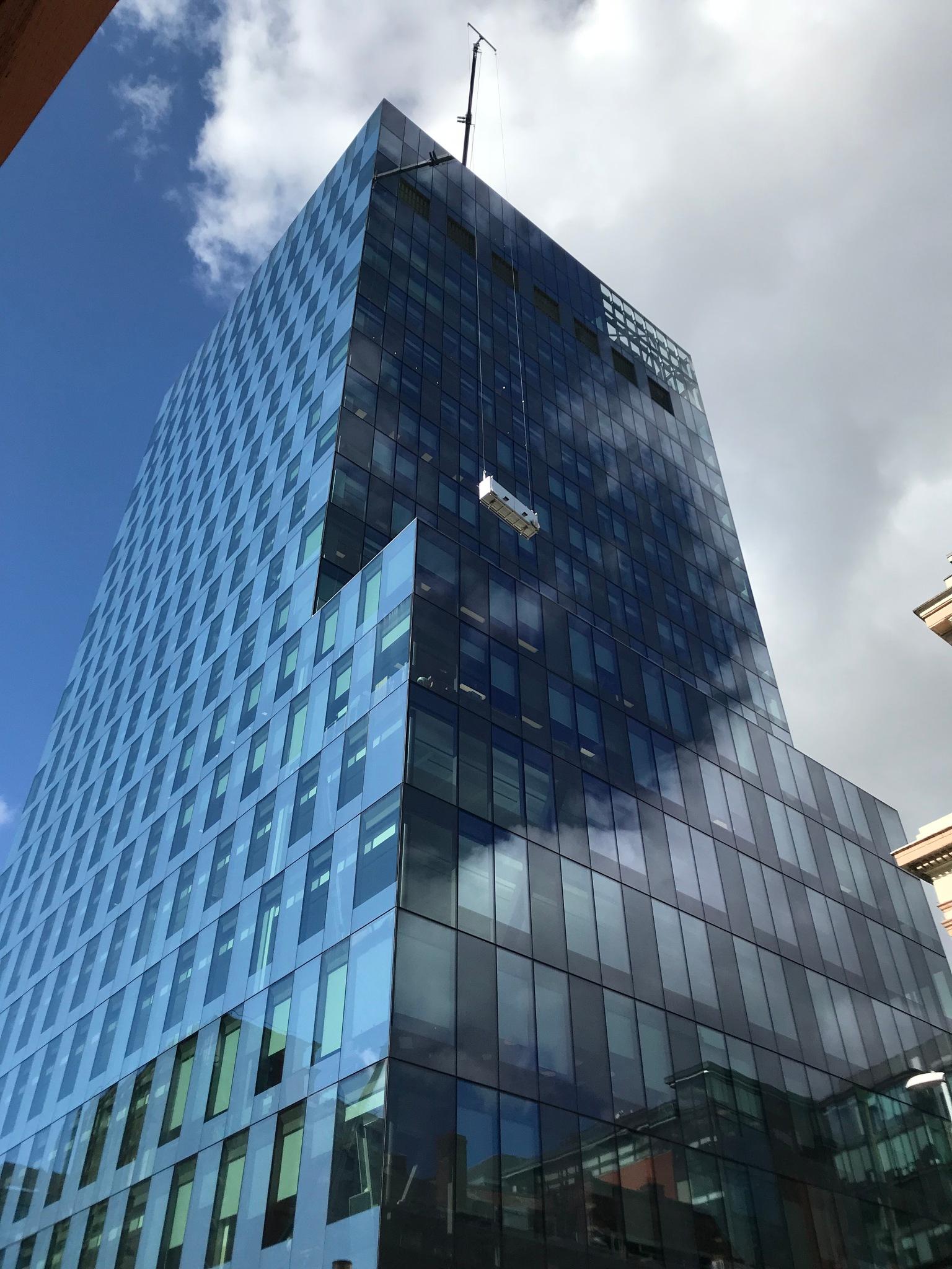 Building  by Vincenzo Puccio