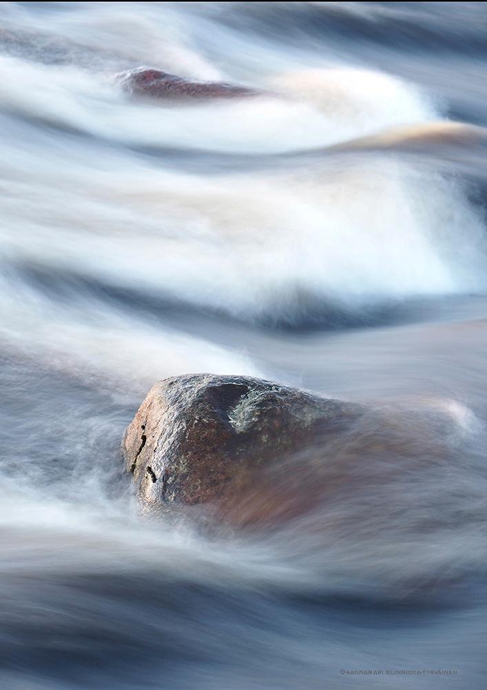 Slow water by Sannamari Blinnikka-Tyrväinen