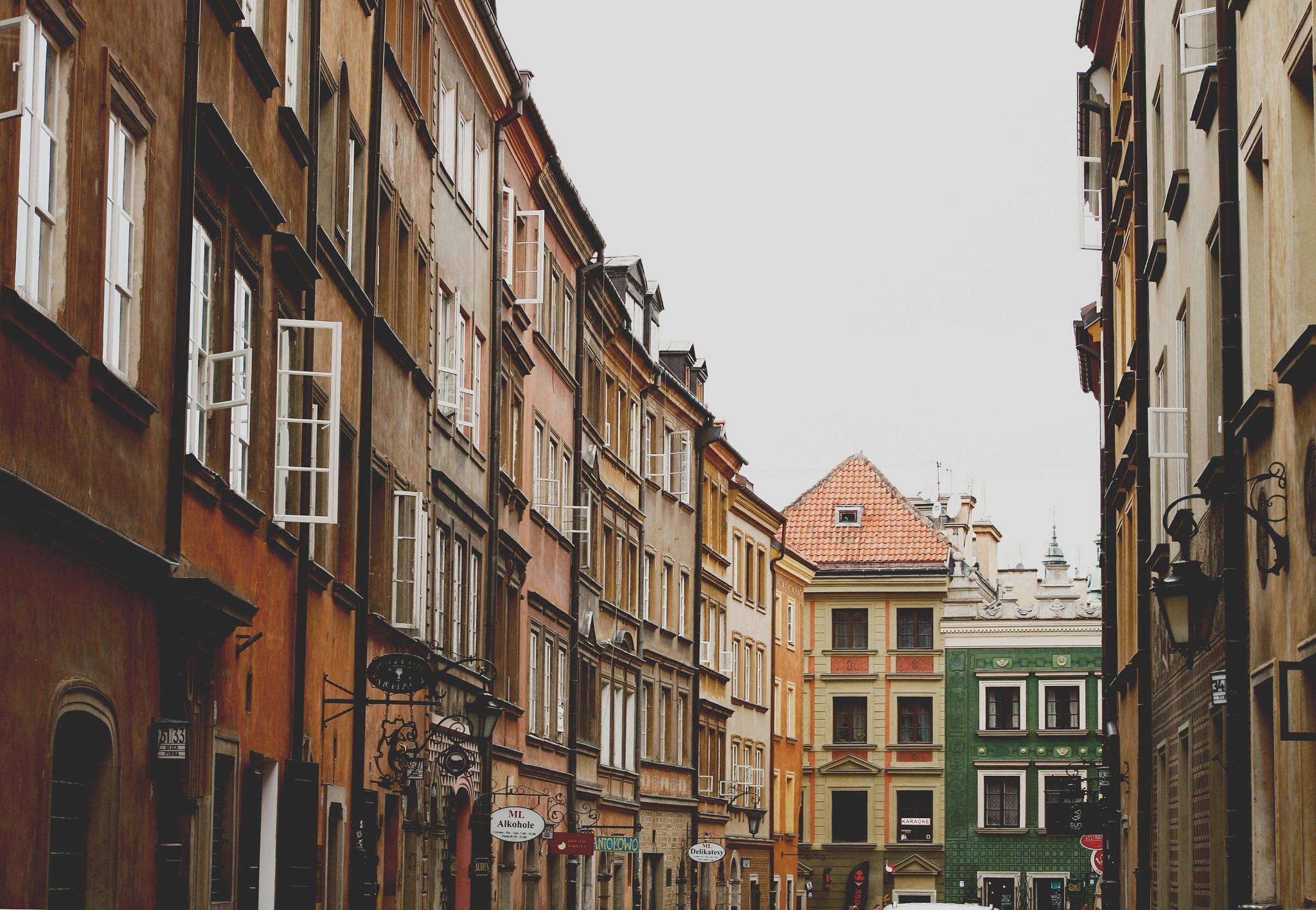 Warsaw, Poland by Lília Mendes da Palma