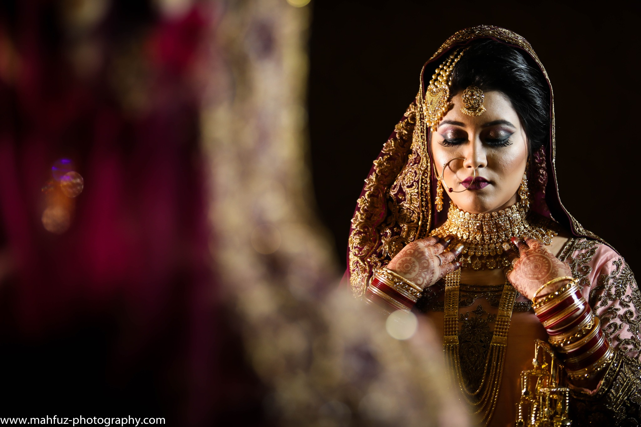 The Bride by Mahfuz_Photography
