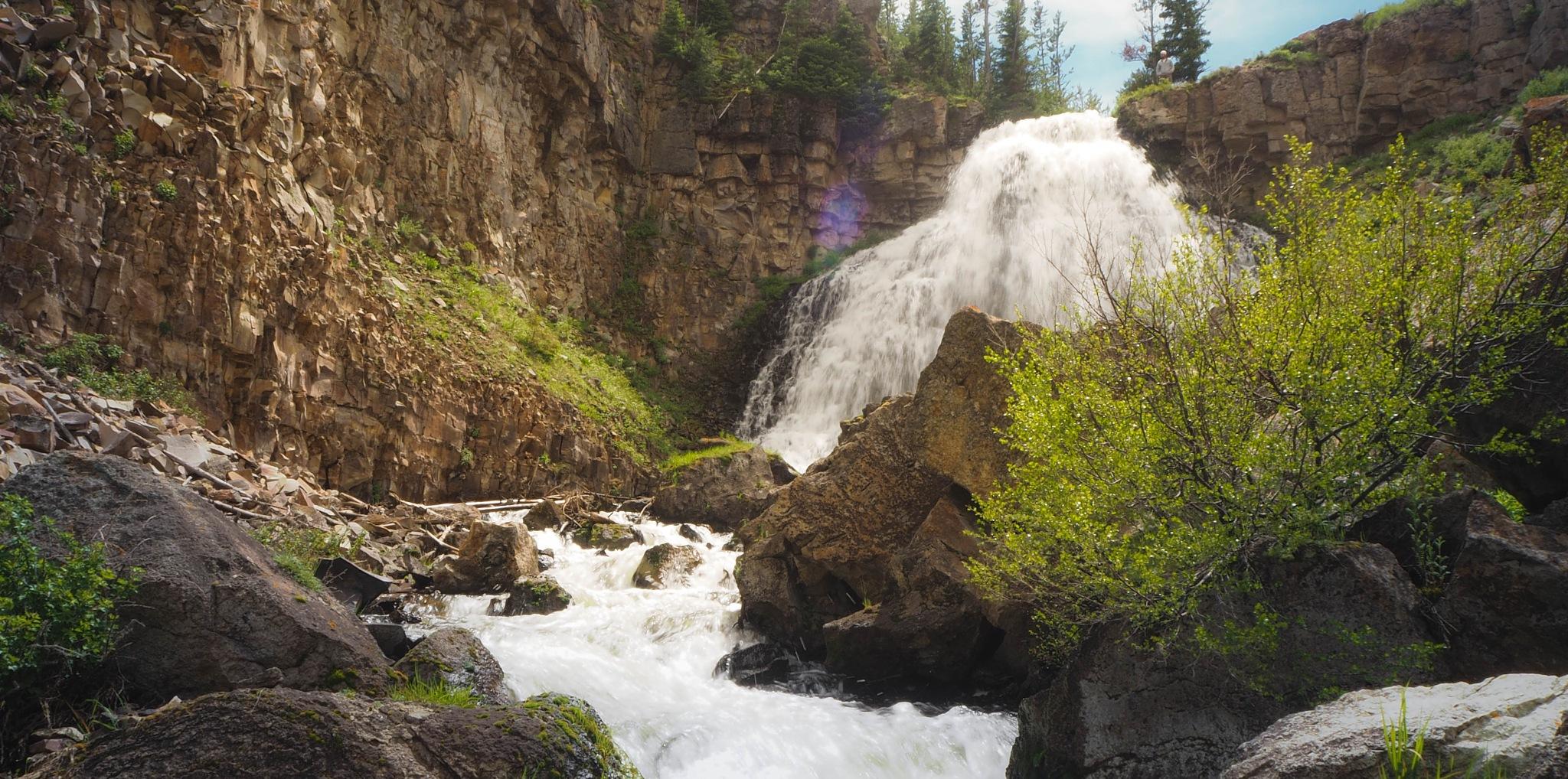 Waterfall by Noah Bouwman