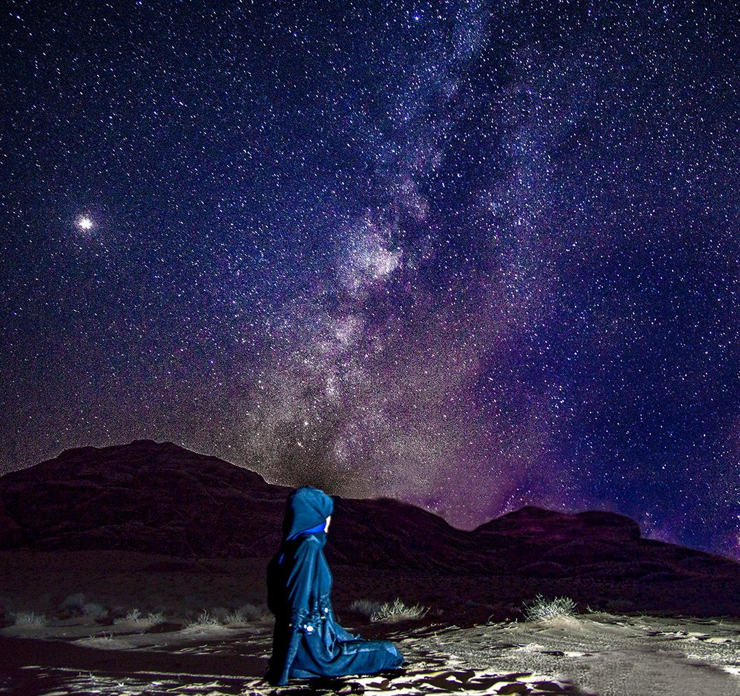 Wadi Rum Desert by Natallia Locricchio