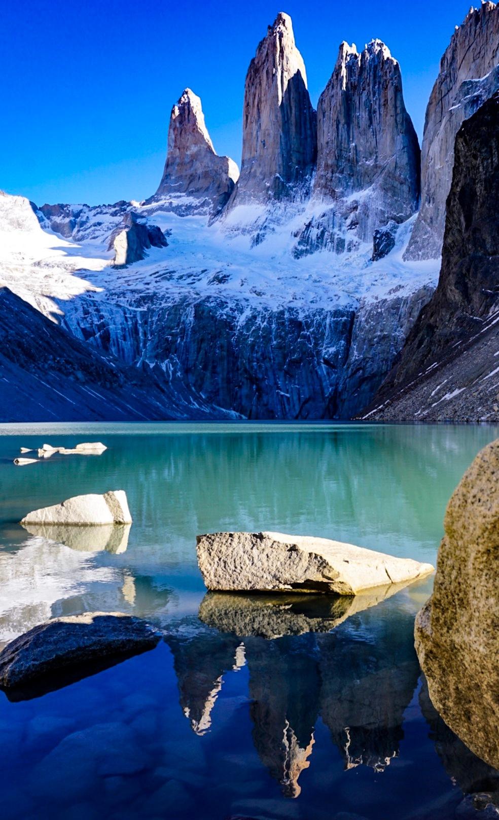 Torres del Paine by Natallia Locricchio
