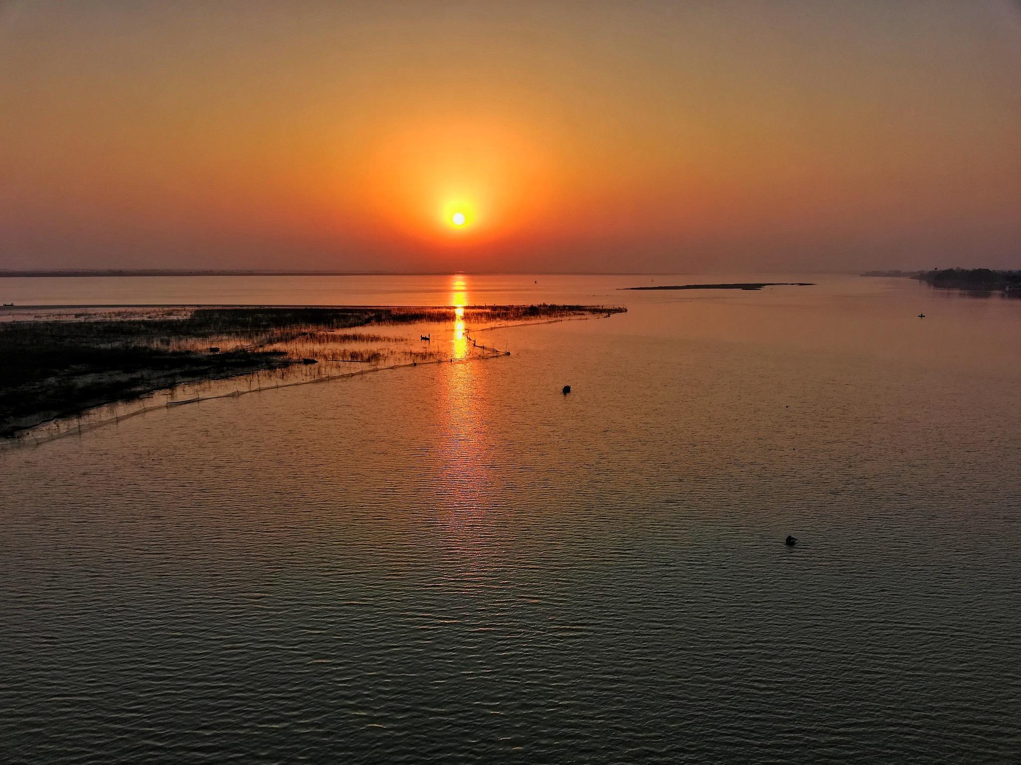 Sunrise by Shipram Aaryan