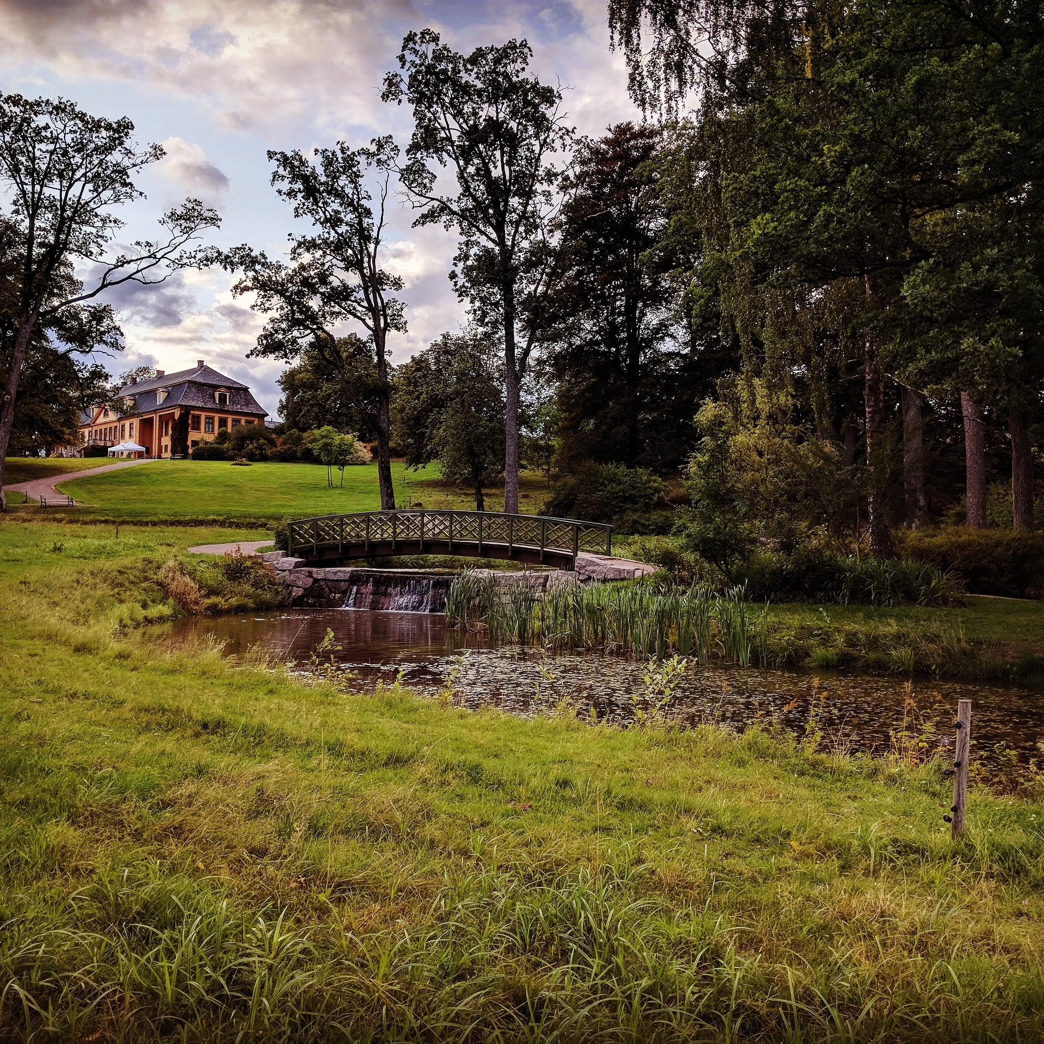 Bogstad gård, Norway by Deepak Kumar Swain
