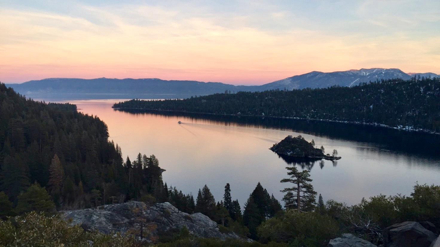 Lake Tahoe  by Noor H. Bashandy