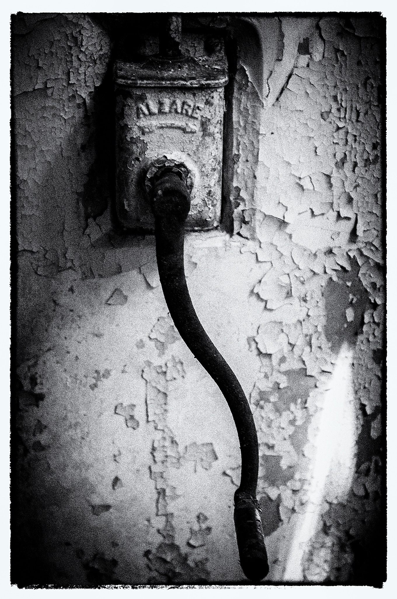 Photo in Black and White #ue #urban #urbex #abandonned