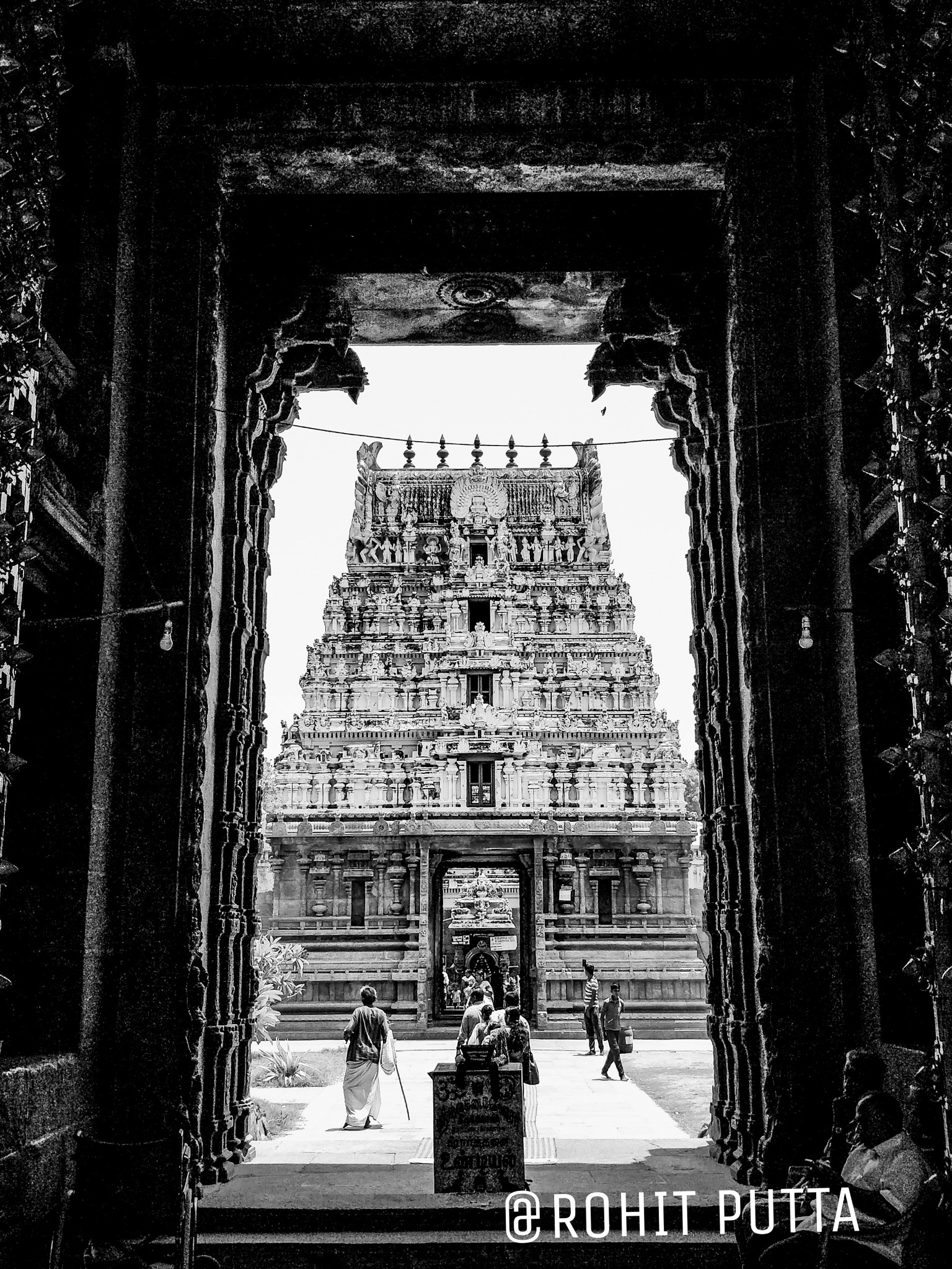 Temples of India  by rohitputta11