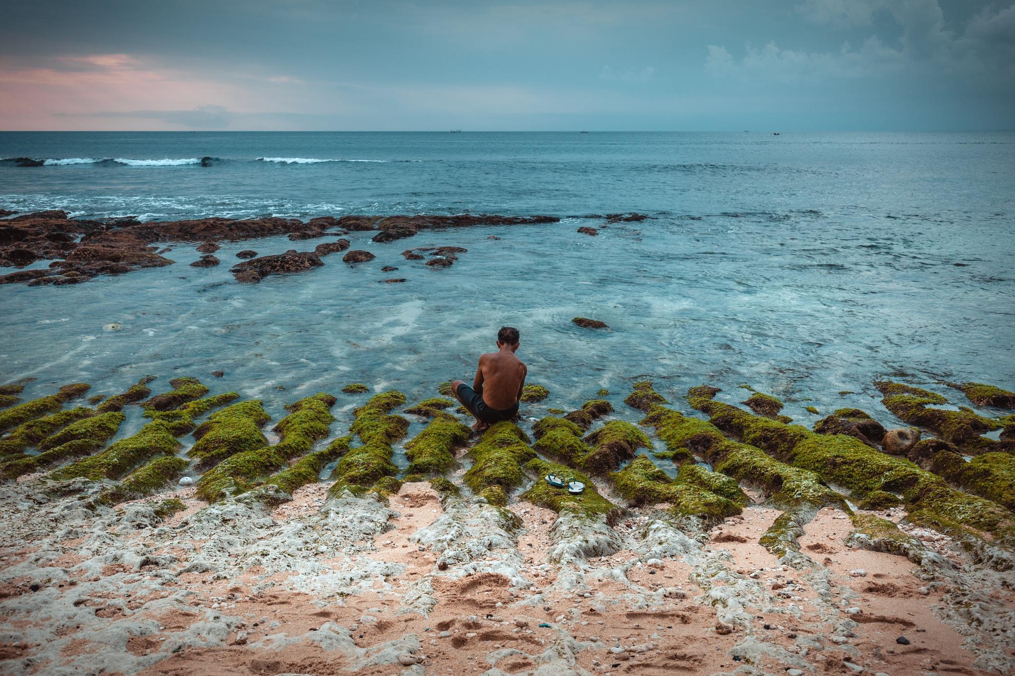 Balangan beach by Oleksii Boiko