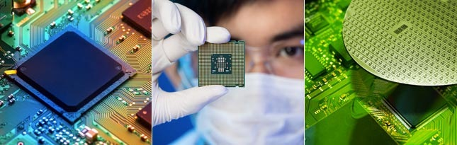 Semiconductor manufacturing and supply by Wafer World