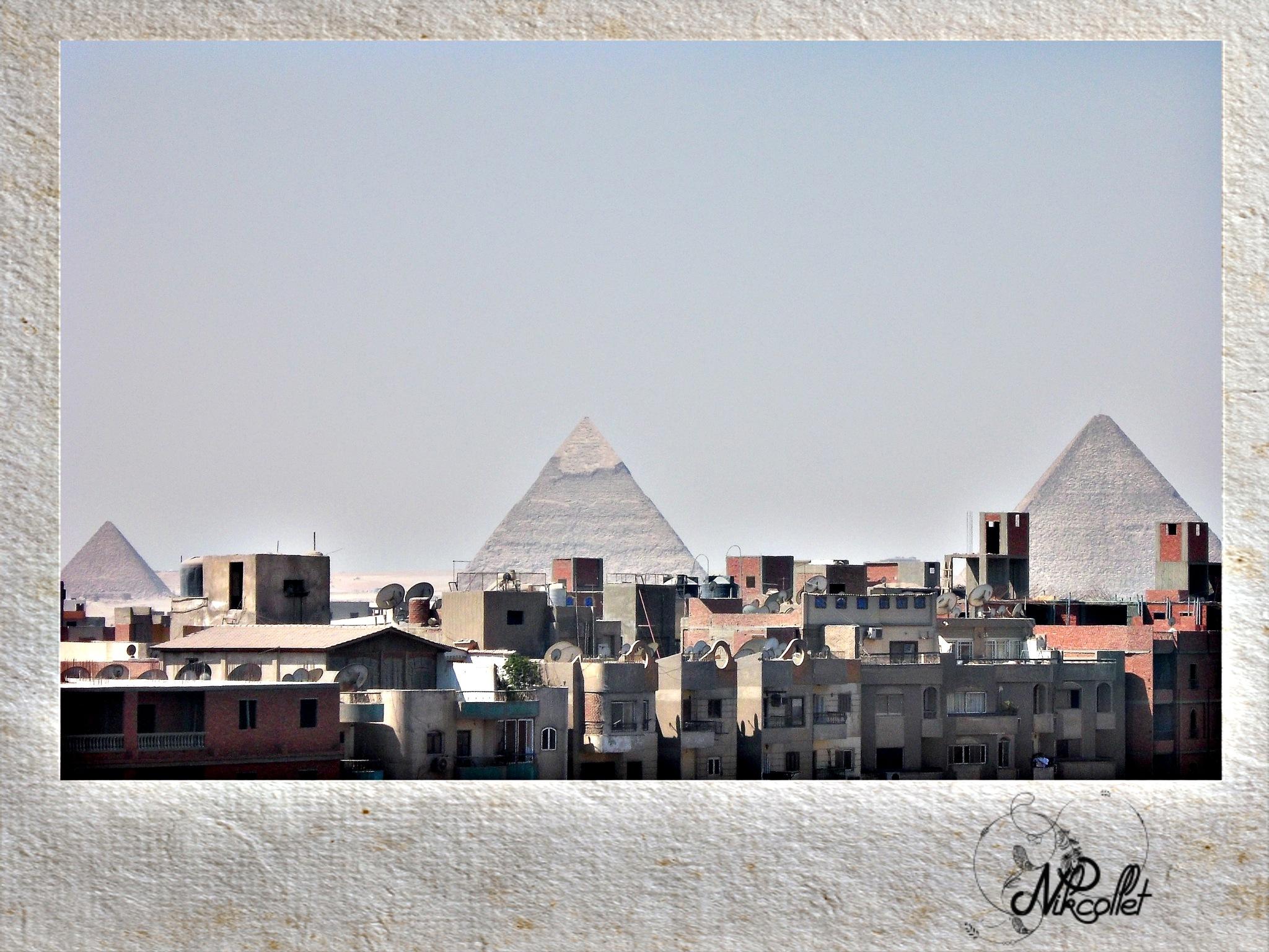 Pyramids by Nikcollet C