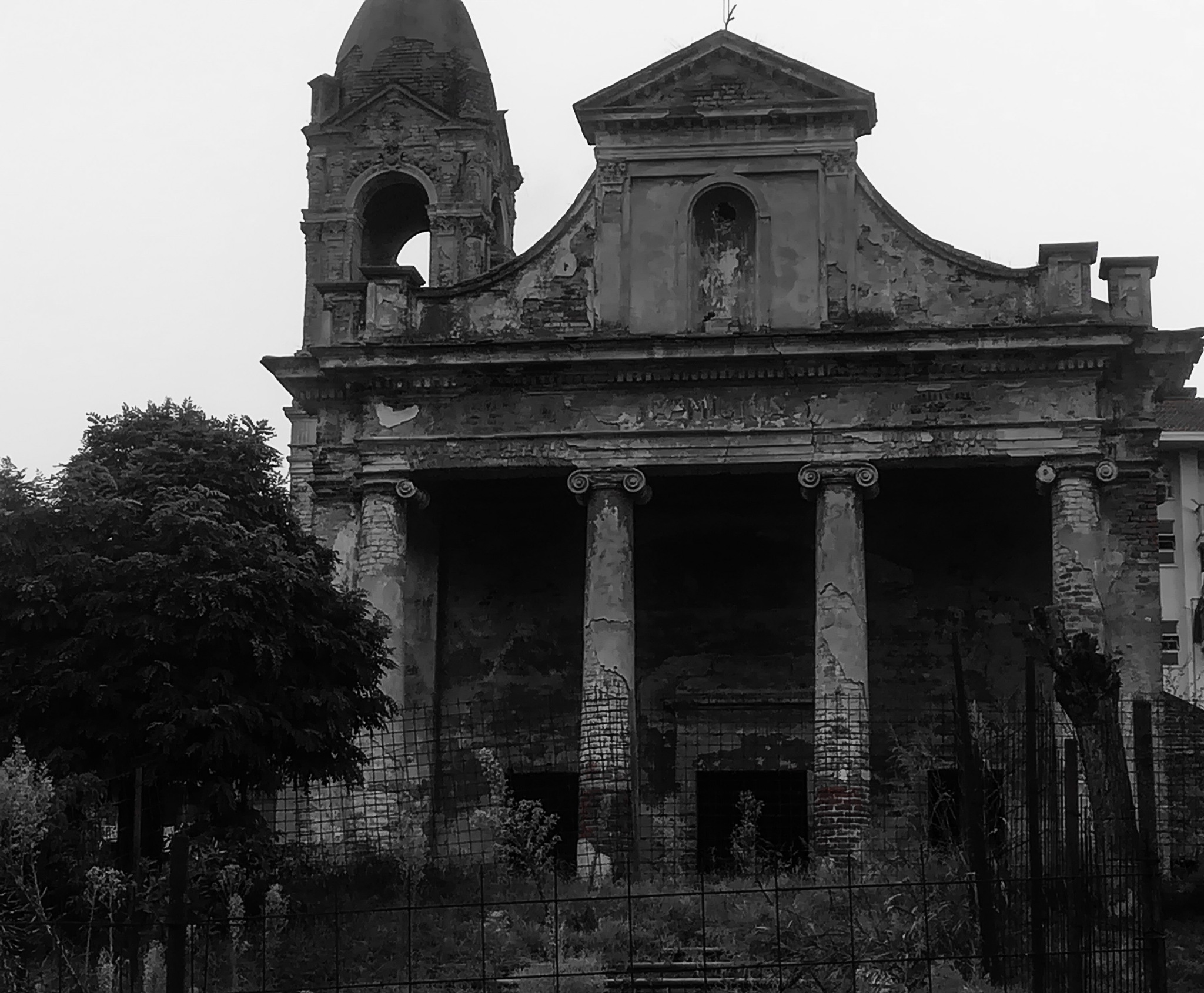 Old church  by Claudia