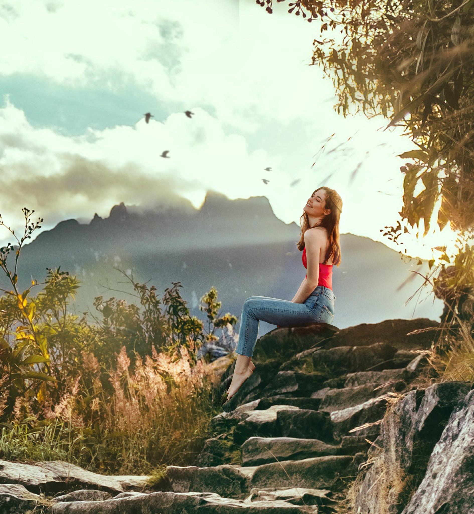Wonder Land feeling by shivamdigitalgallery12