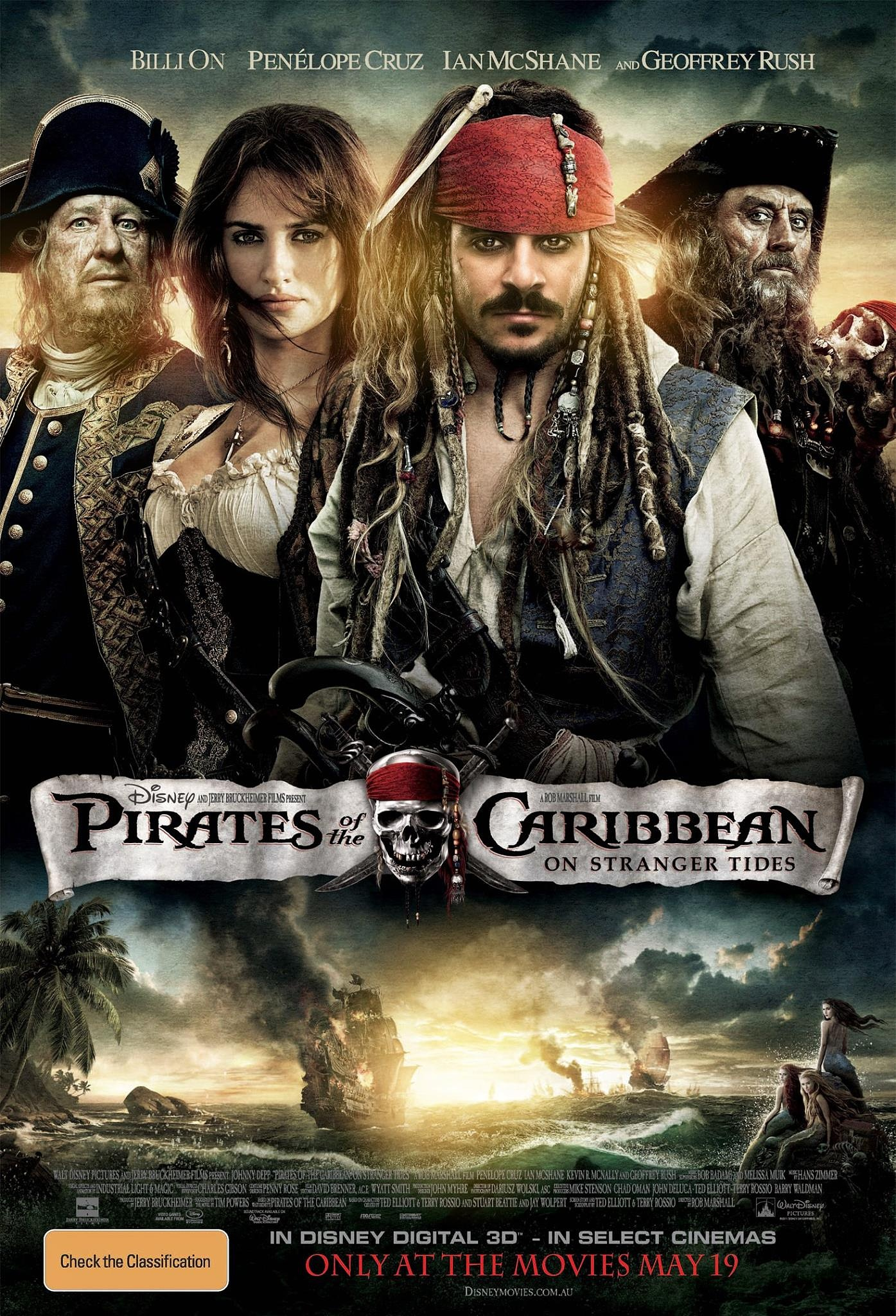 Pirates of the Caribbean by Billionphotography