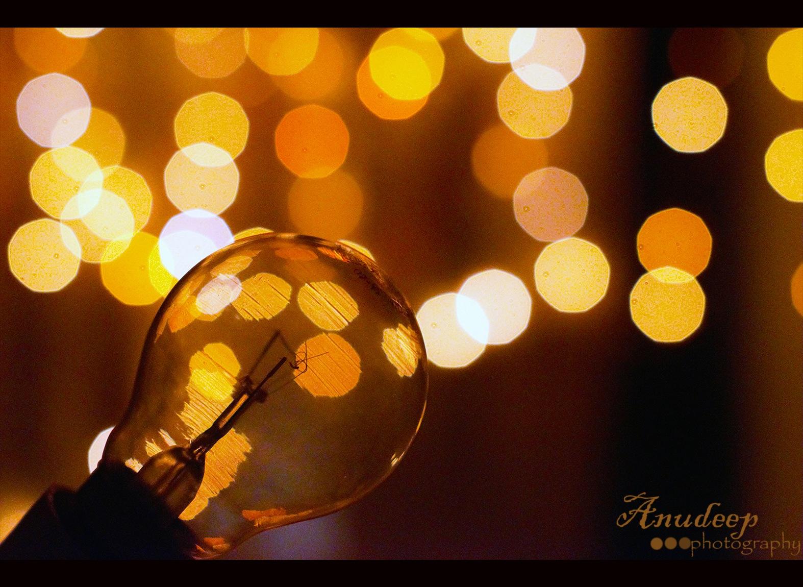 Bulb by anudeepbalagam