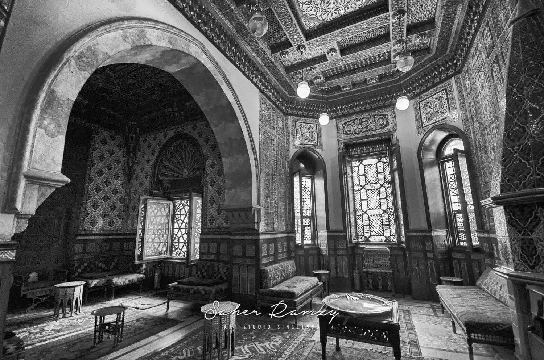 Mohammad Ali Palace by Saher Ramzy