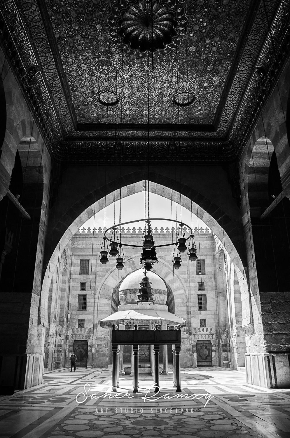 Untitled by Saher Ramzy