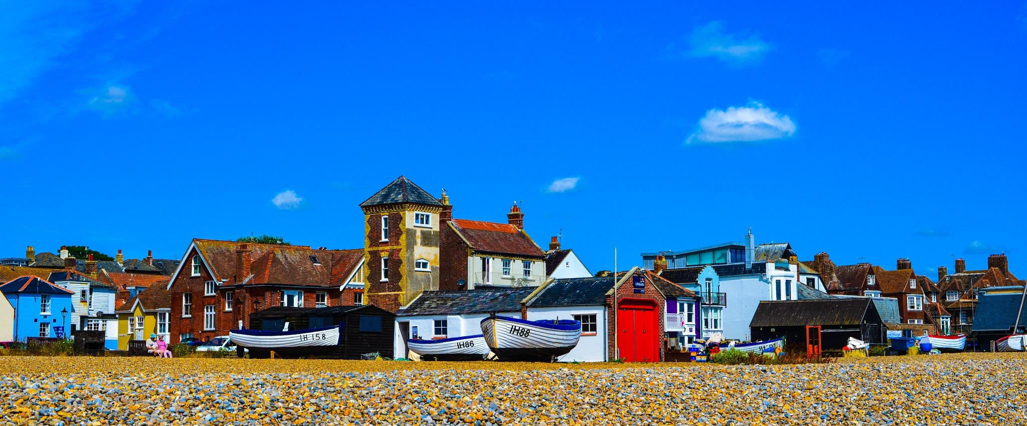 Aldeburgh beach by SteveSmith02