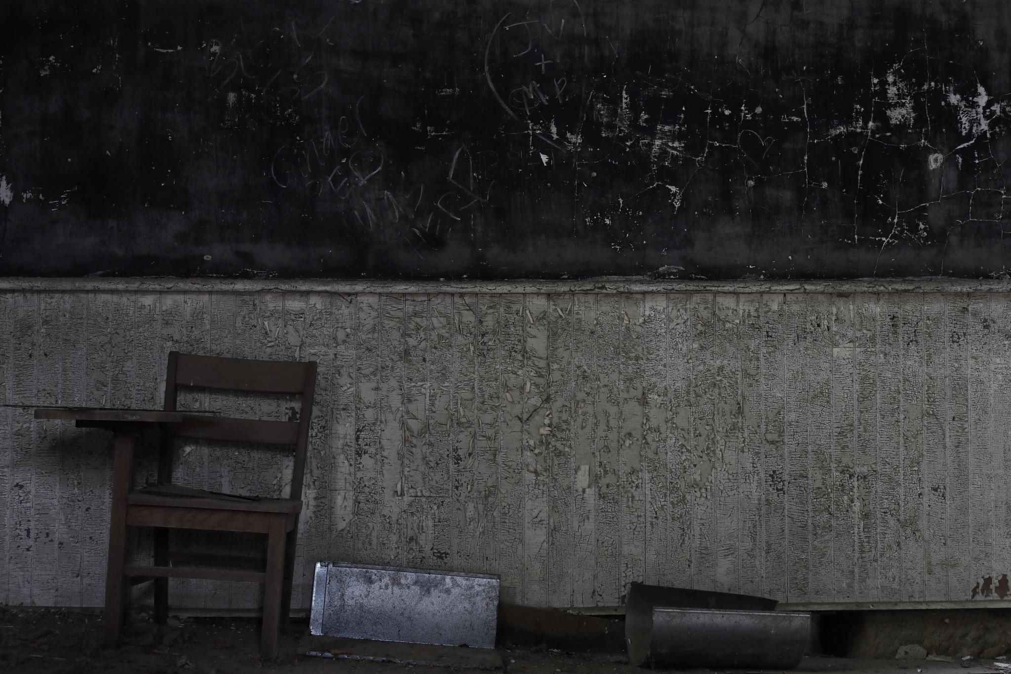 Detention by Wyatt Elkins