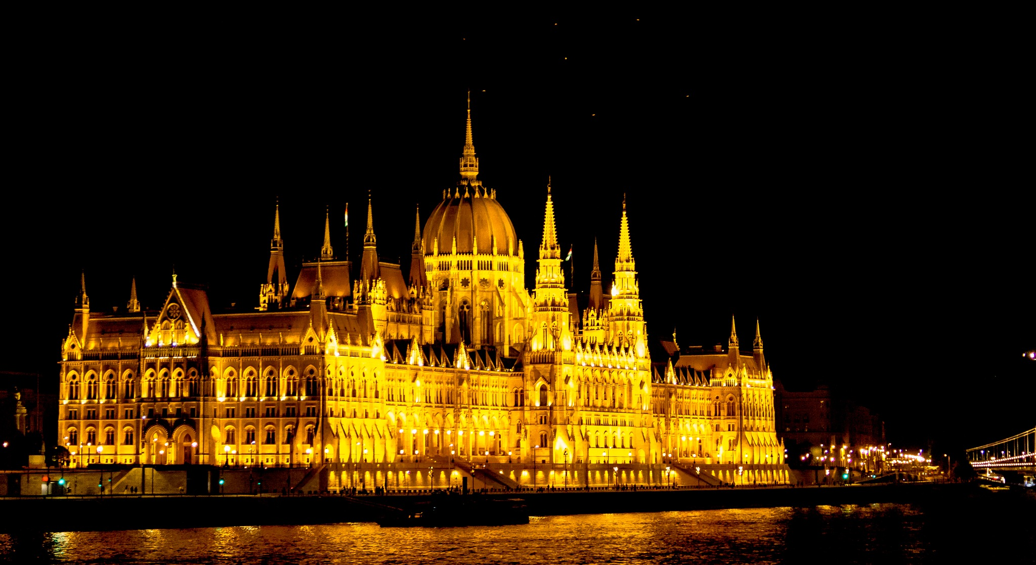 Night Parliament  by Rishi Jain