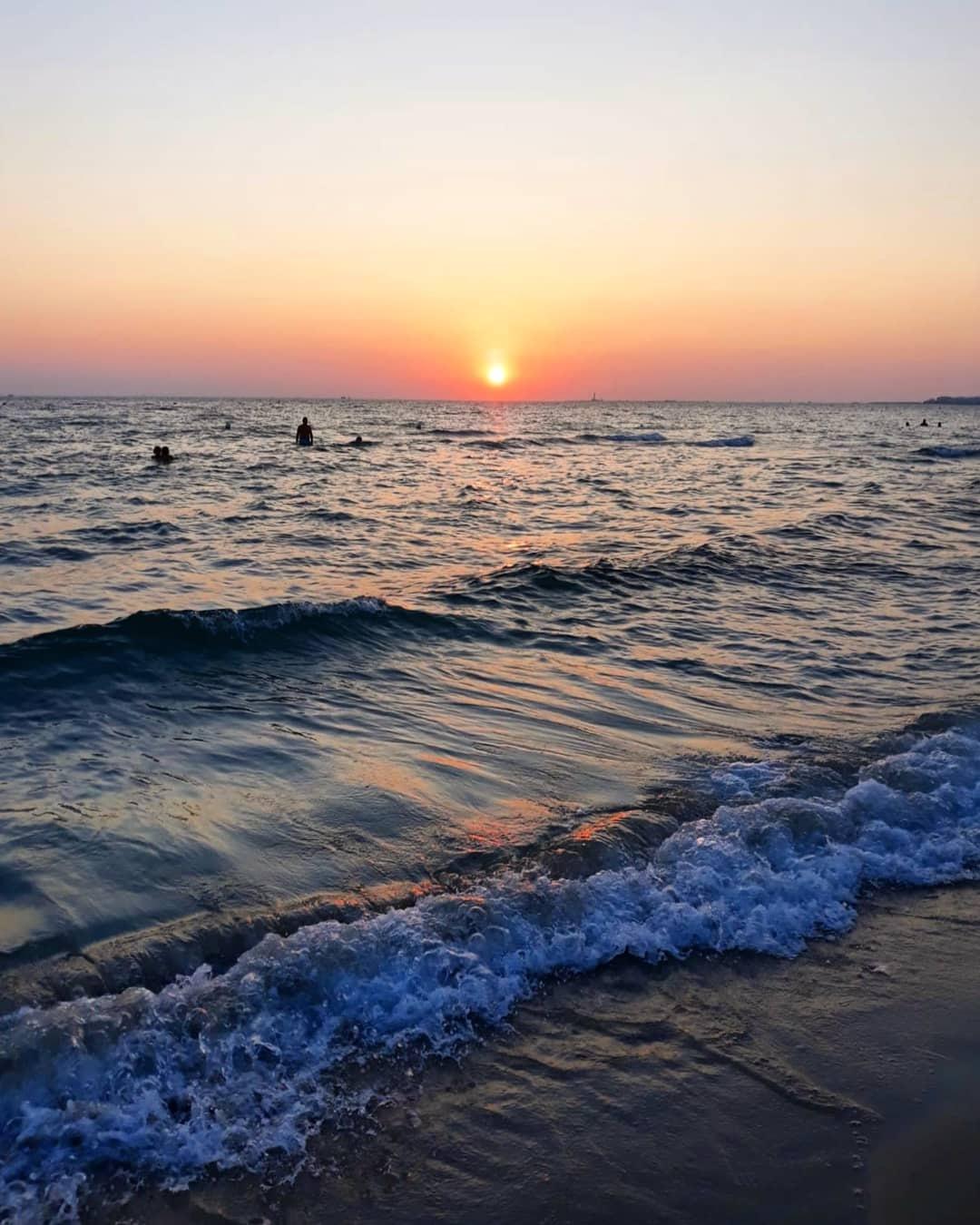 Sunset by Domiziana