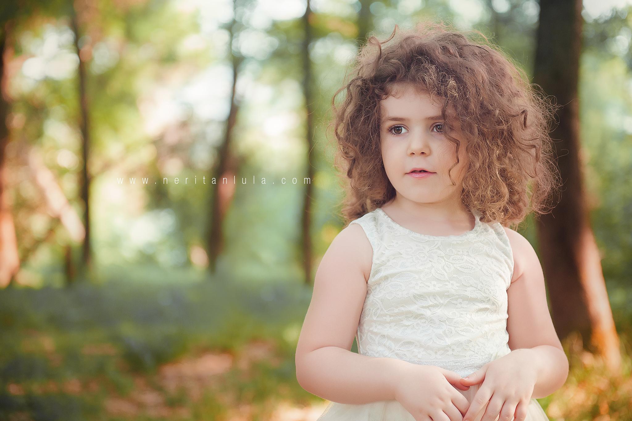Little girl by neritanlula
