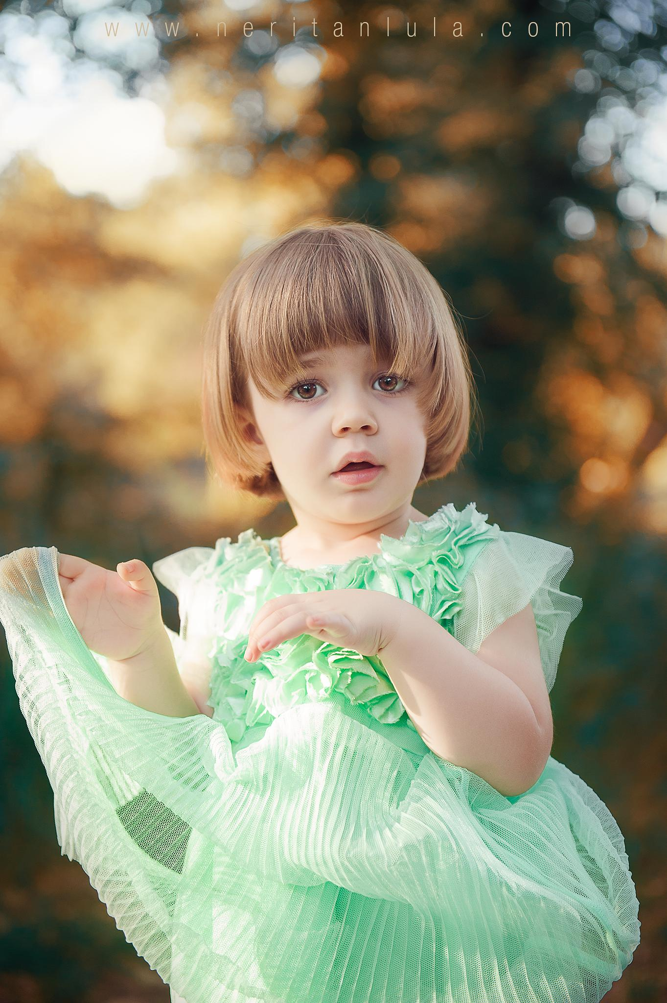 Little girl 2 by neritanlula