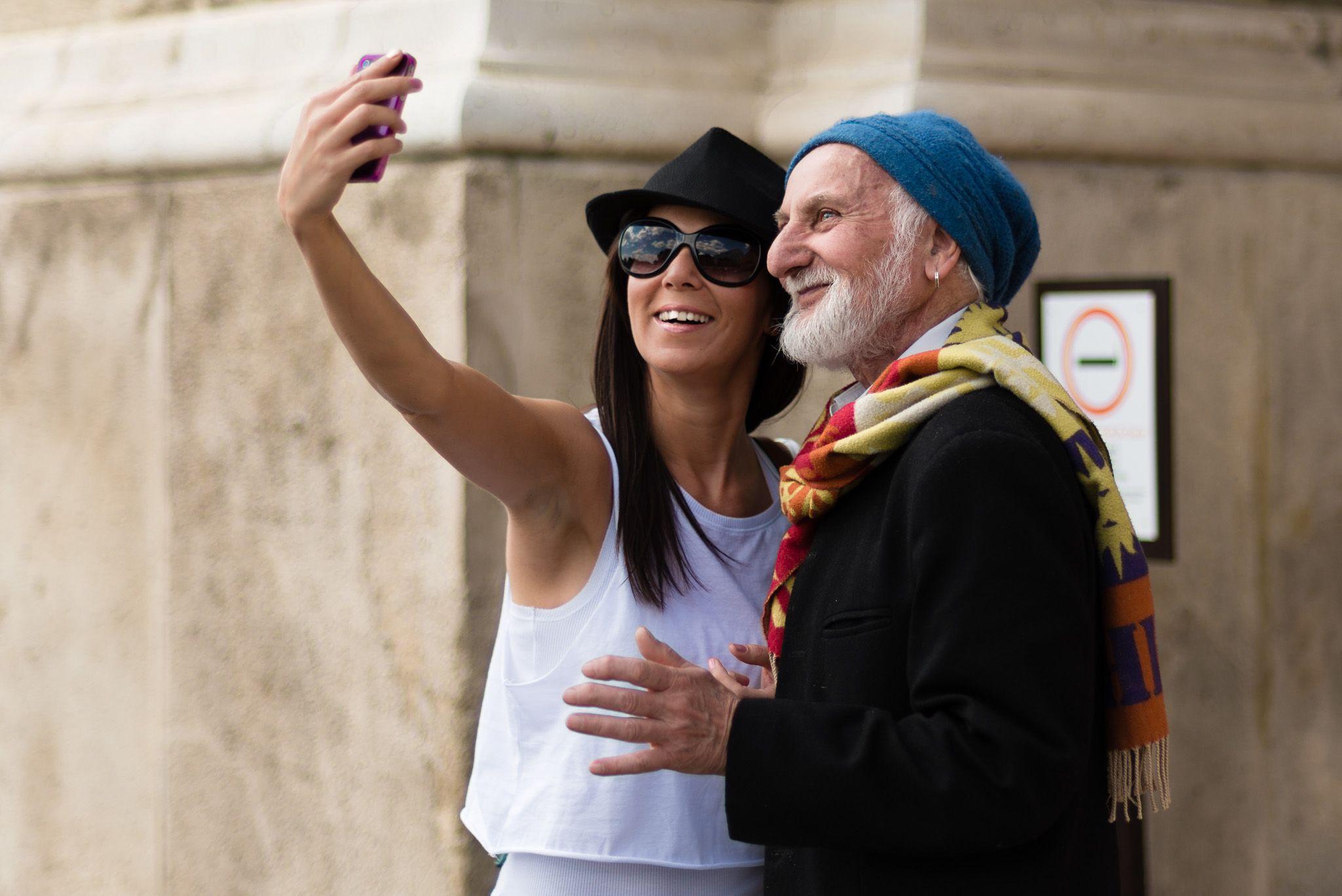 Selfie by Csaba Somogyi