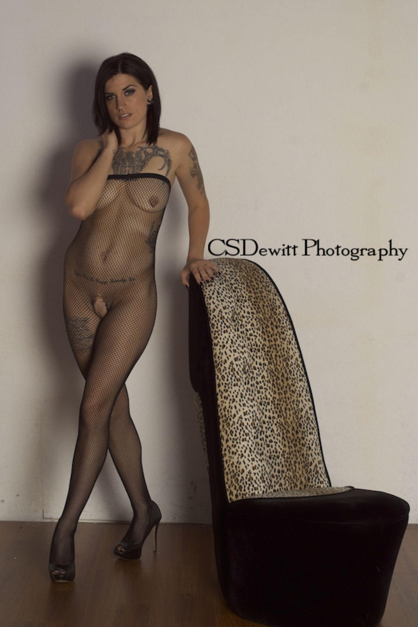 "The ""Body"" Stocking by C.S. Dewitt Buck"