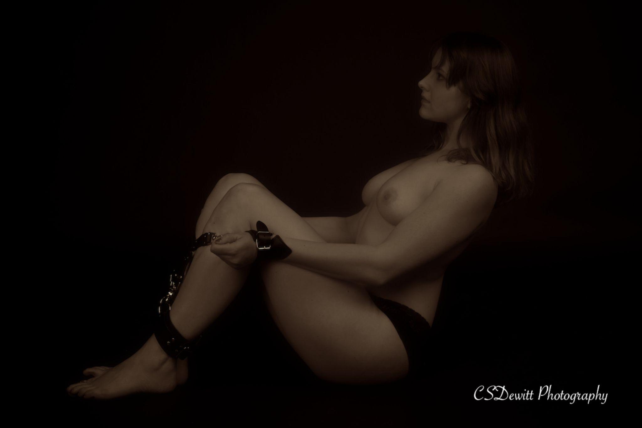 Woman Restrained by C.S. Dewitt Buck