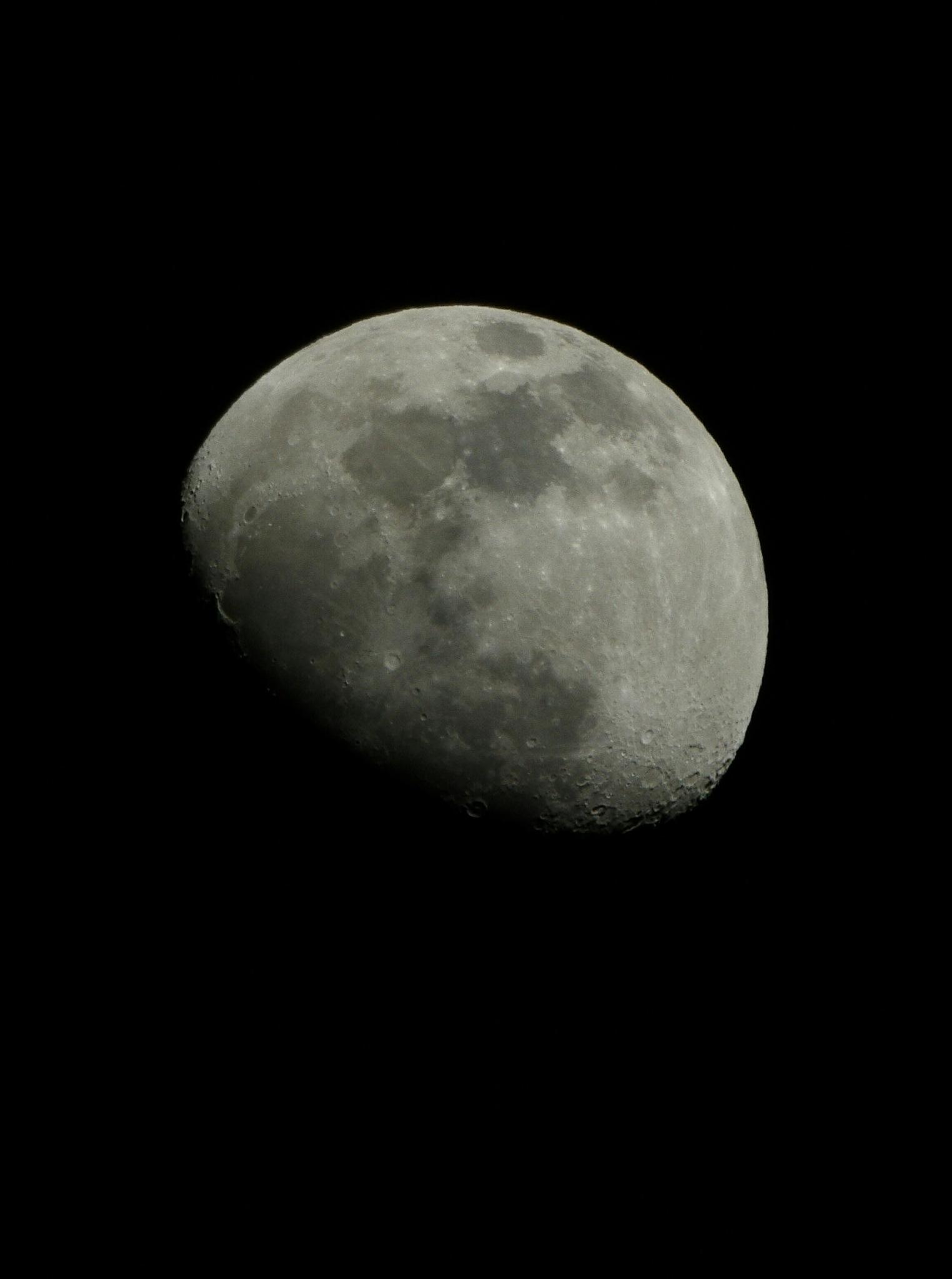 Photo in Random #moon #sky #athens
