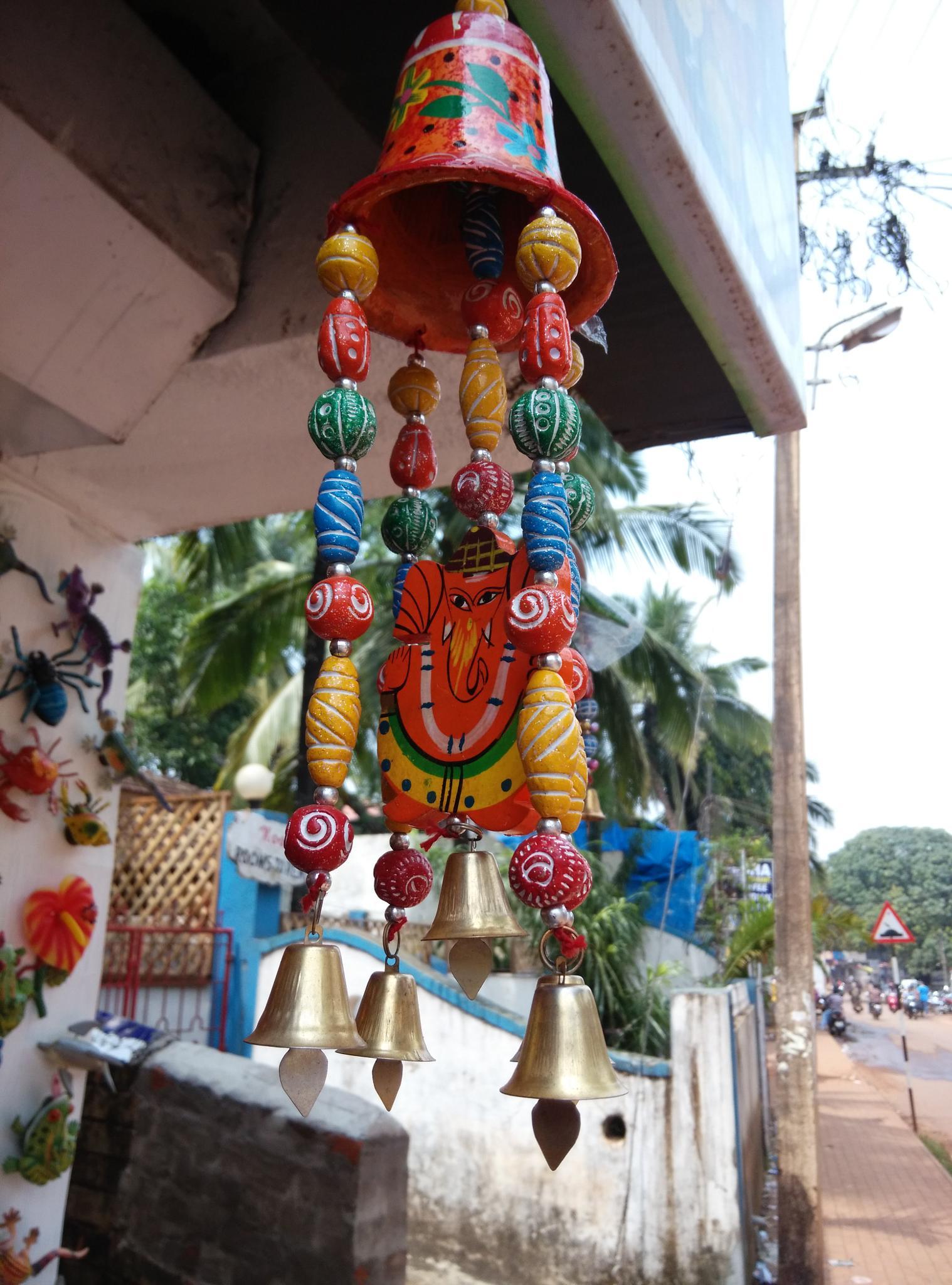 Lord Ganesha by Fenny Kotadia