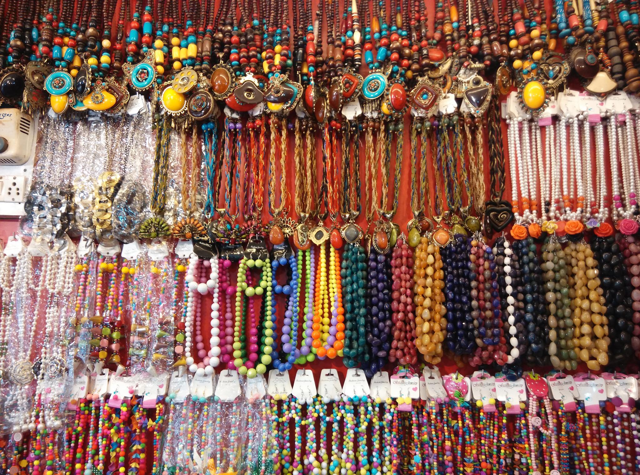 Tibetan Market In Goa by Fenny Kotadia