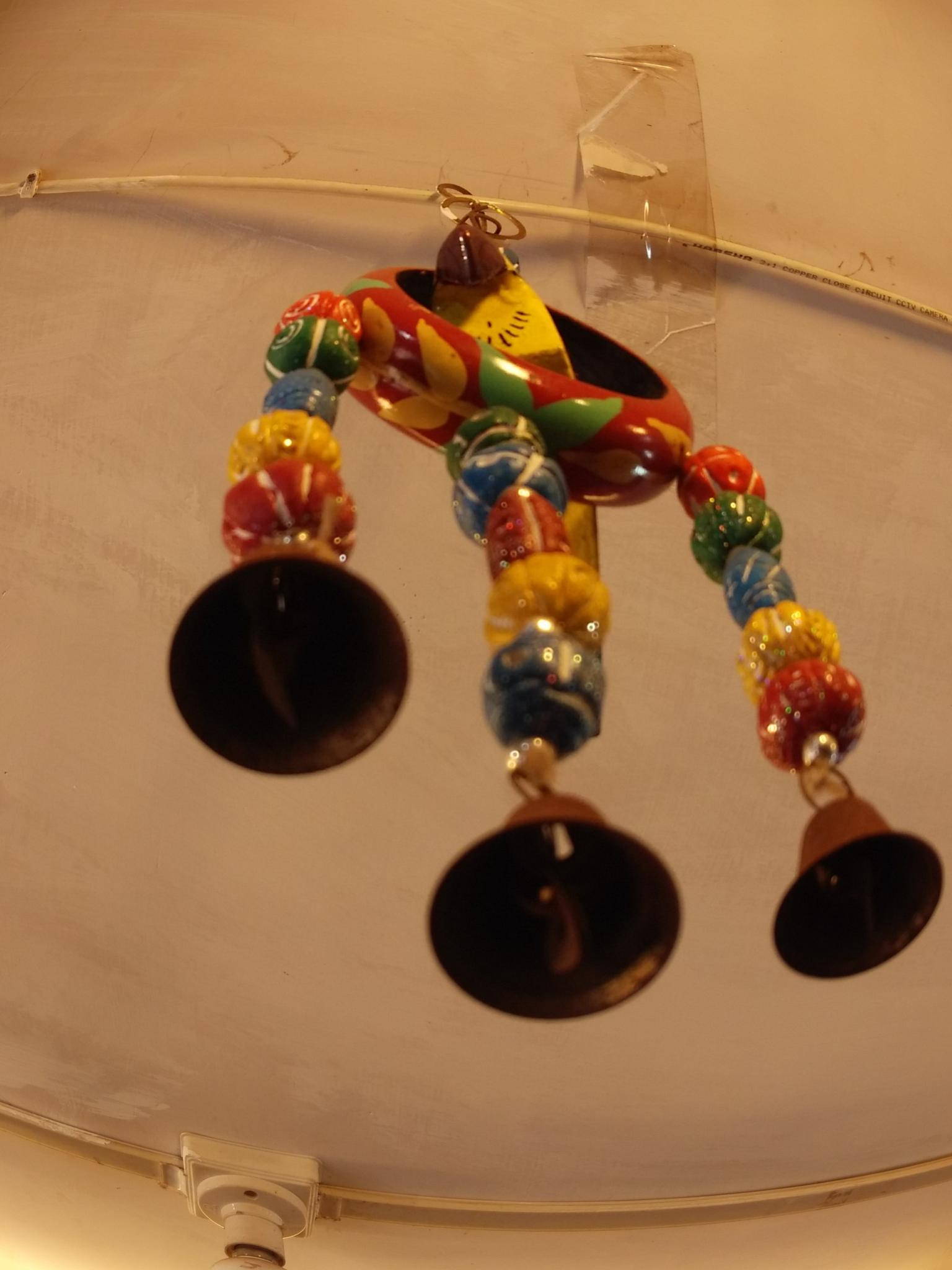 Colors of Goa (Wind Chime) by Fenny Kotadia
