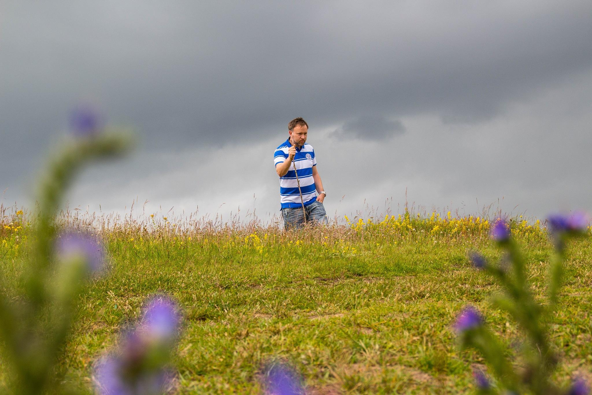 Photo in Random #walking #nature #summer #colour #malmø #sweden #nordic #portait