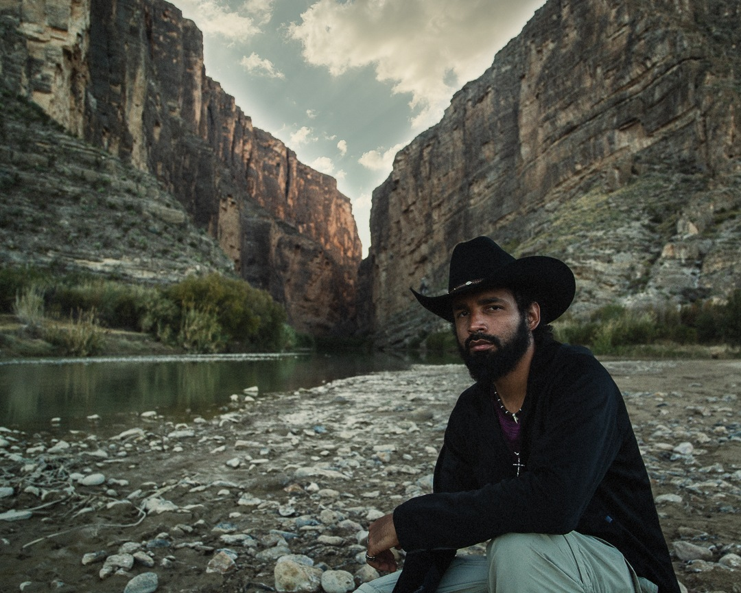 By the Rio Grande by Rare Estrella
