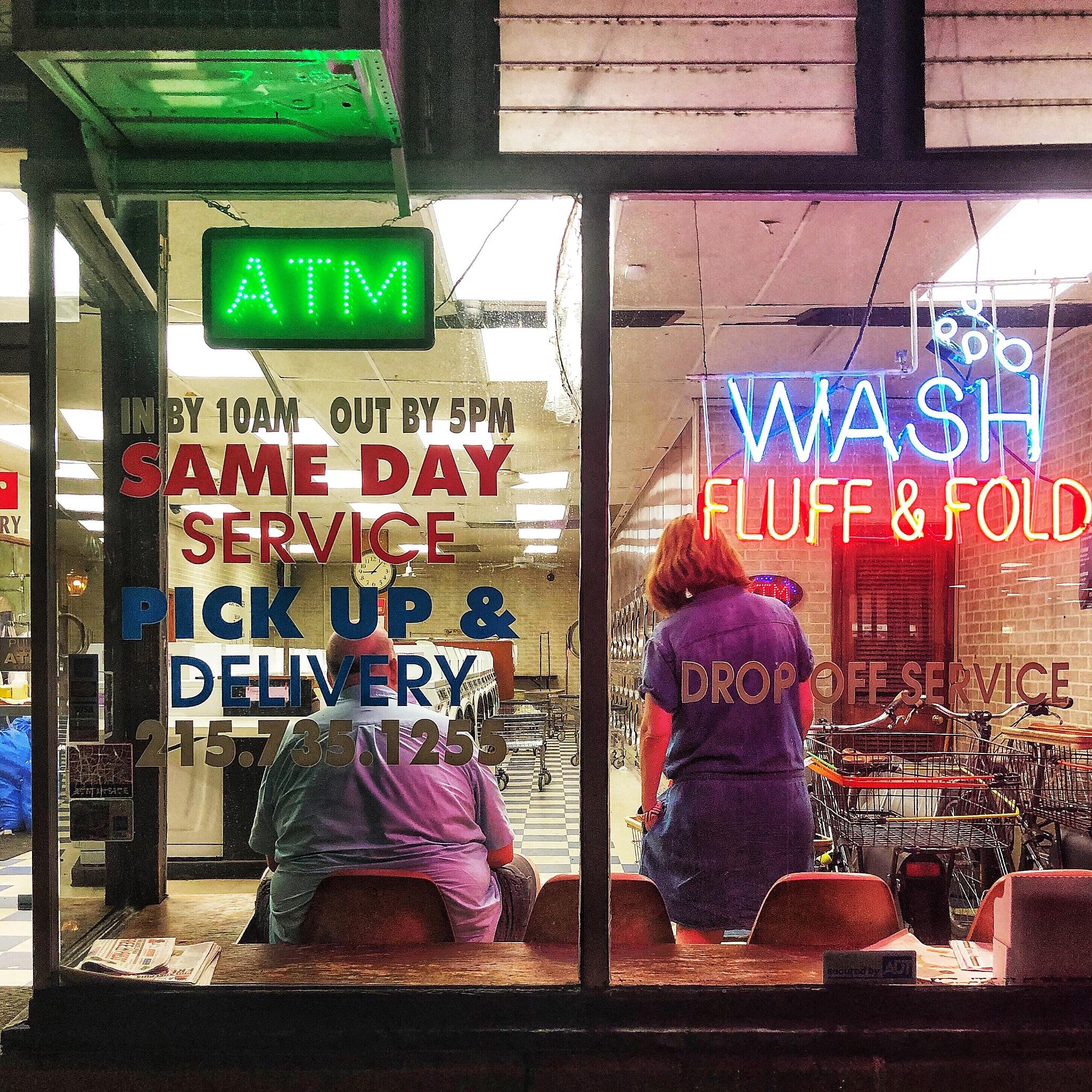 Fluff & Fold by MarcAbrams