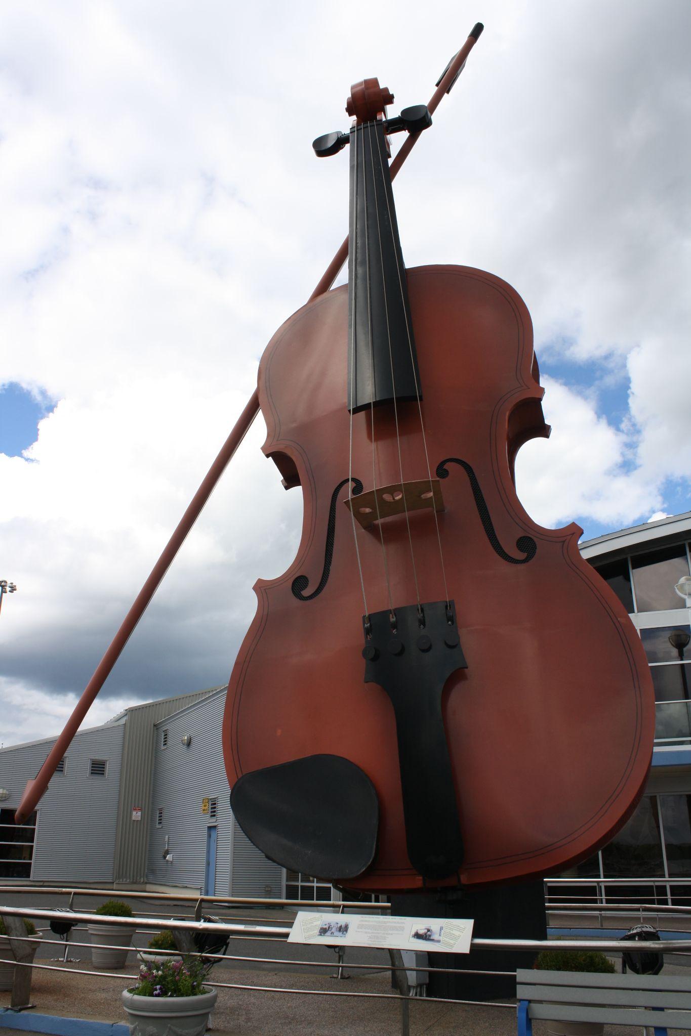 Fiddle by Hugh O'Flynn