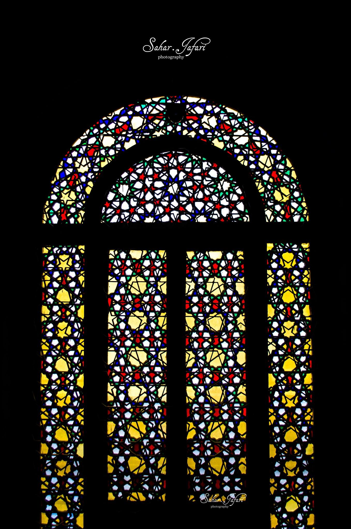 The window by Sahar.Jafari