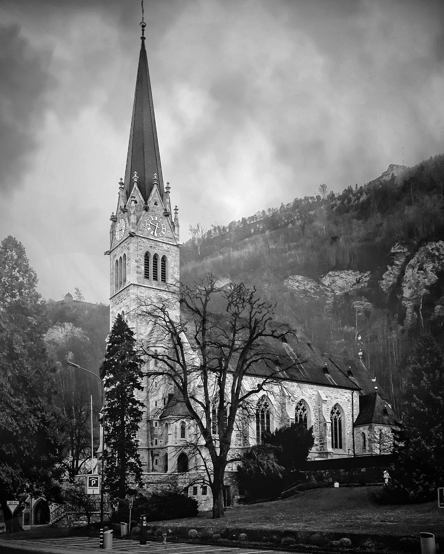 Vaduz by Marko Grzunov Photography