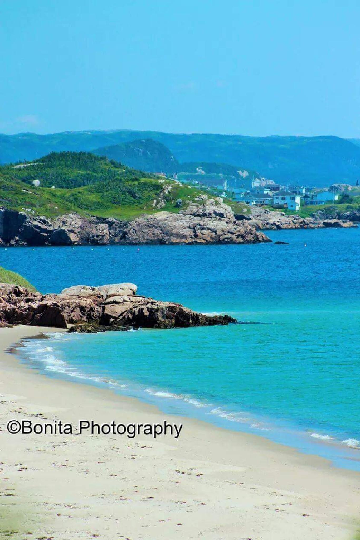 Seaside serenity.... by Bonita Reynolds