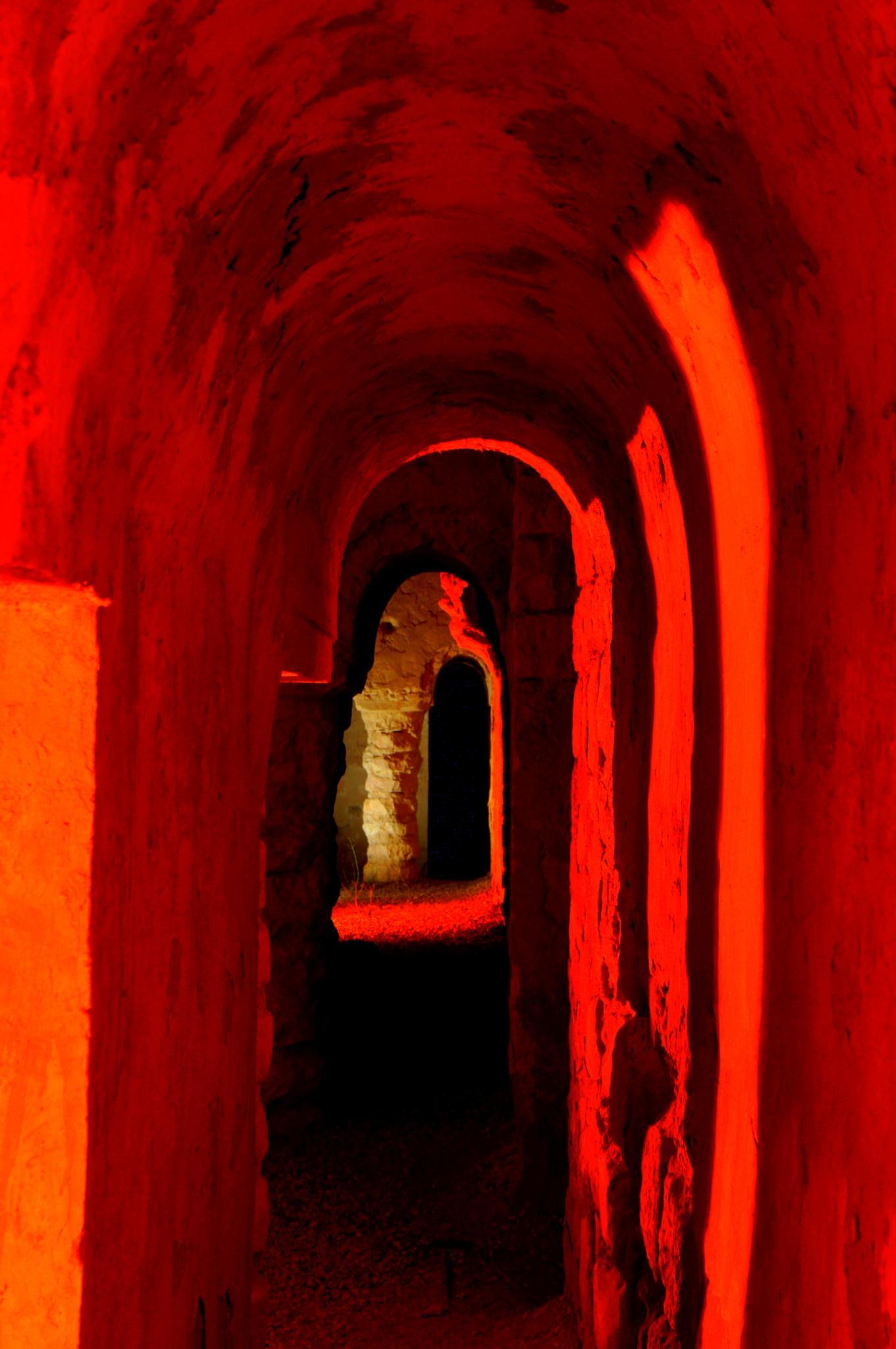 vestibule by Ali Dehghani Nazhvani