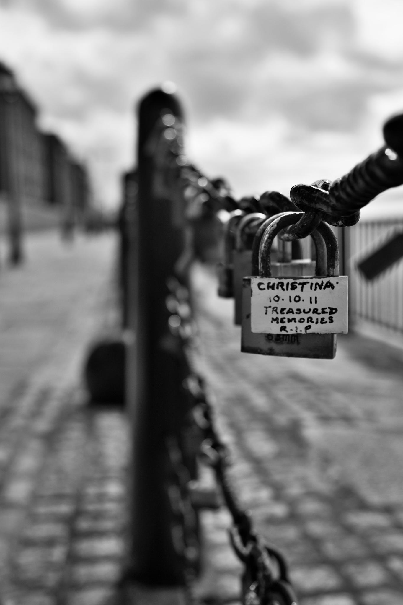 Memories under lock and key by Craig Coleran