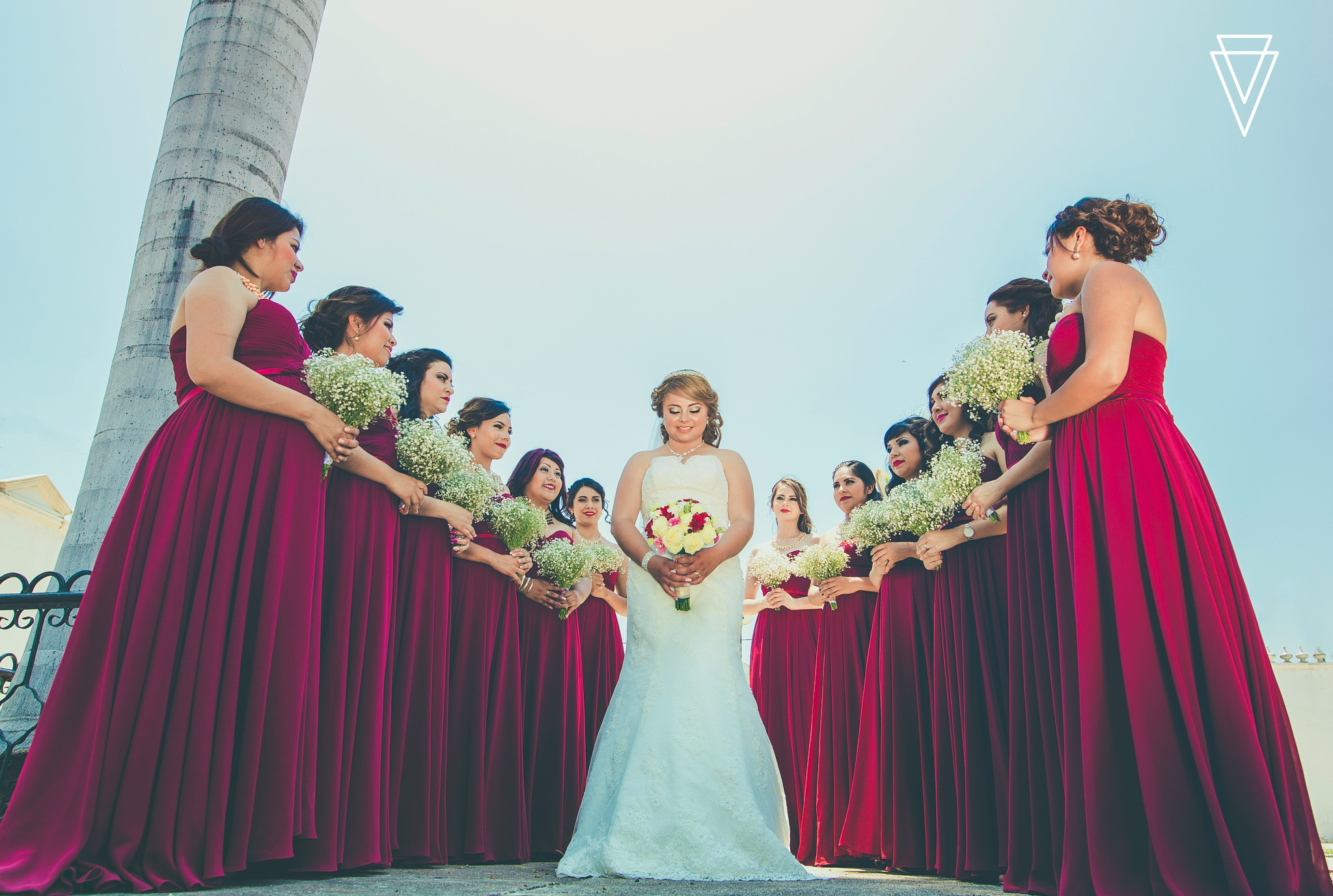 Wedding and bridesmaids by juangonzalezphotographer