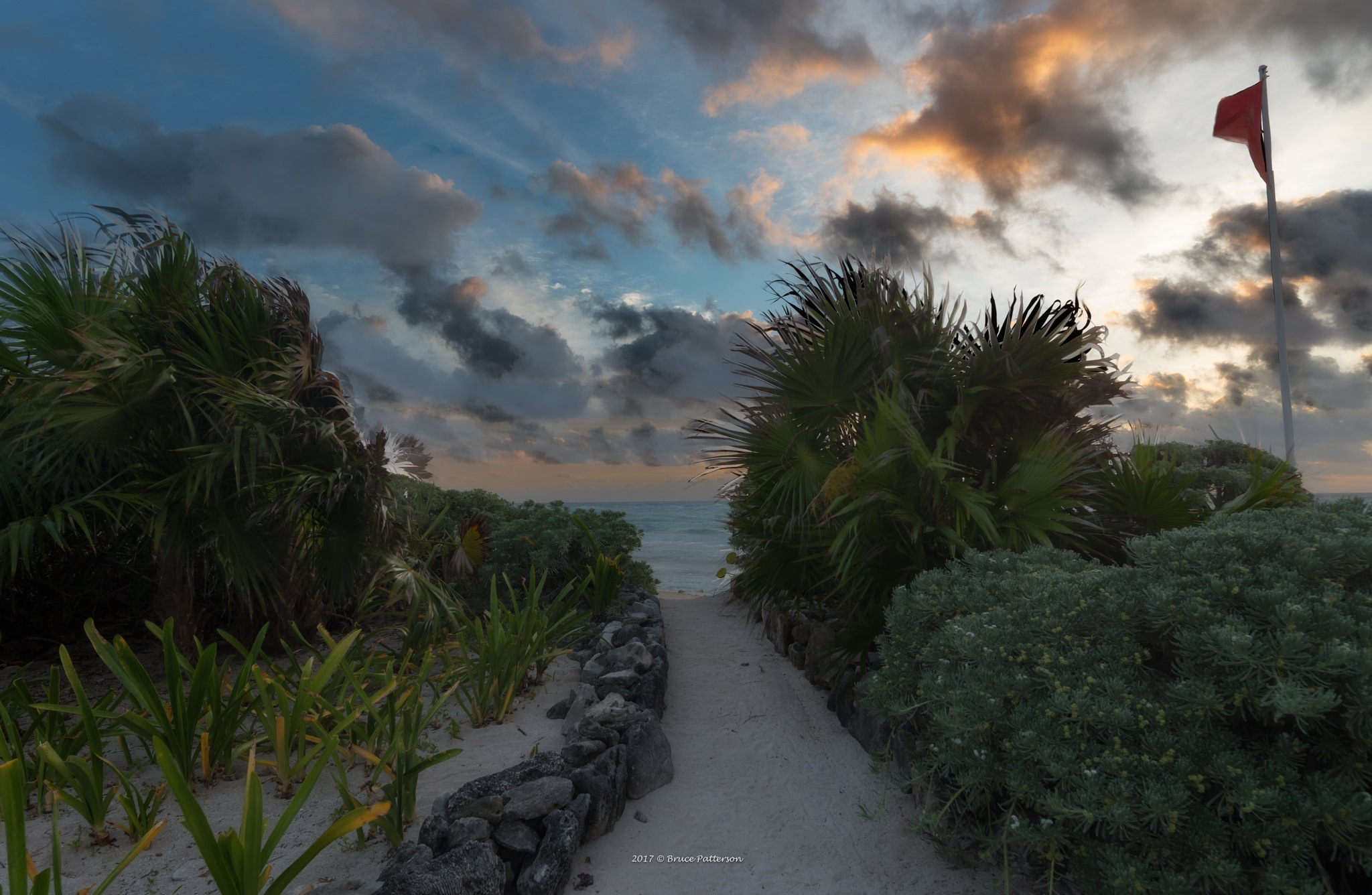 Another Morning on the Riviera Maya by Bruce Patterson