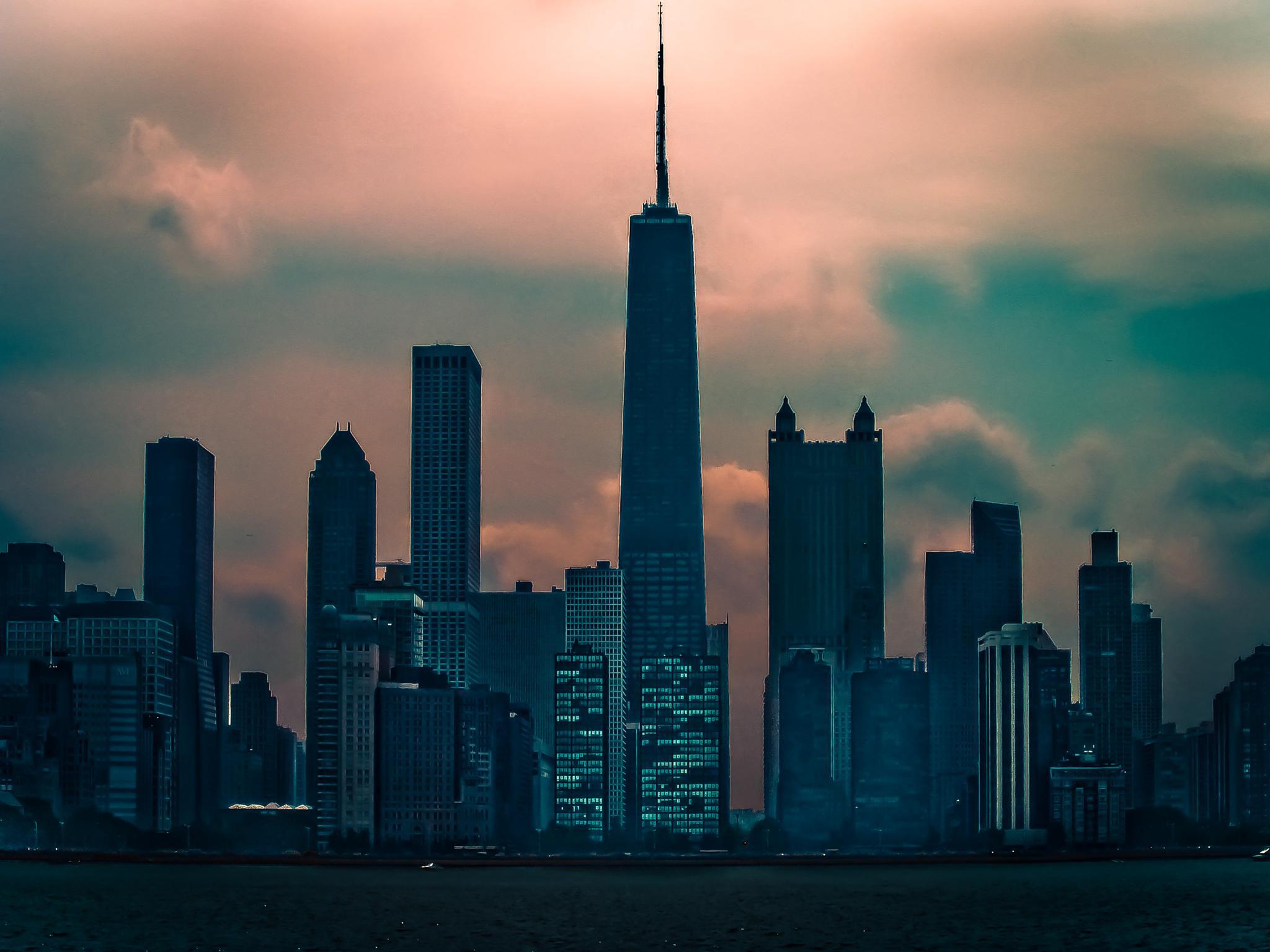 Metropolis by Damian Christopher