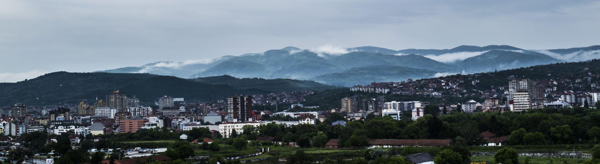 Planine u magli by Leonhard Radonic